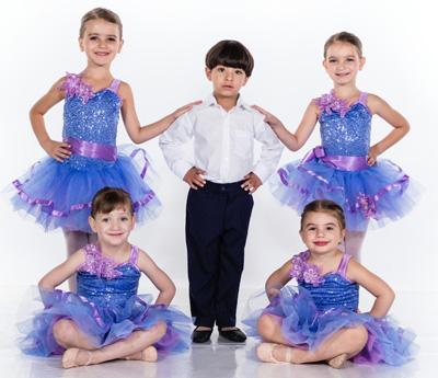 BC Dance dancer